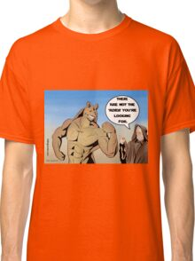 These aren't the 'roids you're looking for Classic T-Shirt