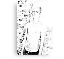Brisbane Boys- Brent Canvas Print