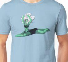 Weird Dog Loves Bows Unisex T-Shirt