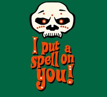 I Put a Spell On You Voodoo Retro Poster Unisex T-Shirt