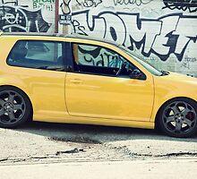 Volkswagen GTI by sullyshah
