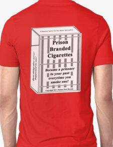 Prison Branded Cigarettes T-Shirt