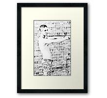 Brisbane Boys - Luke Framed Print