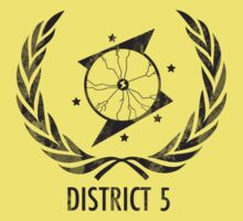 District 5 by Rachael Thomas