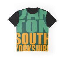 DARTON, SOUTH YORKSHIRE-3 Graphic T-Shirt
