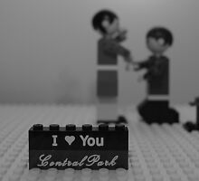 New York, Central Park, Proposal in Vintage Lego Figures by africatijn