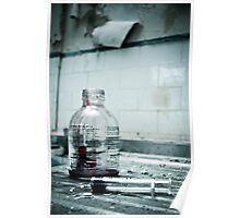Syringe ~ St Gerard's Poster