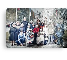 The Outing ~ St Gerard's  Canvas Print
