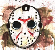 Jason Voorhees Fan Art by Tuohey2e