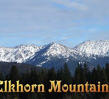 Elkhorn Mountains - OREGON by © Betty E Duncan ~ Blue Mountain Blessings Photography