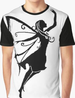 Fae Silhouette Graphic T-Shirt