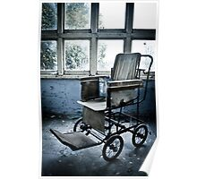 The Wheelchair ~ St Gerard's  Poster