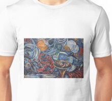 Abstract - colours  Unisex T-Shirt