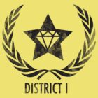 District 1 by Rachael Thomas