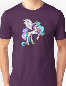 Pincess Celestia Unisex T-Shirt