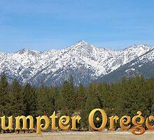 Sumpter, Oregon by BettyEDuncan