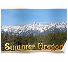 Sumpter, Oregon Poster