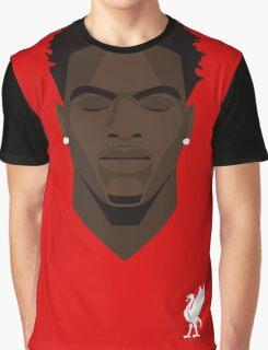 Daniel Sturridge Graphic T-Shirt