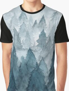 Clear Winter Graphic T-Shirt
