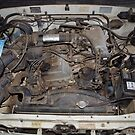 Toyota HiLux - Engine Bay by Joe Hupp