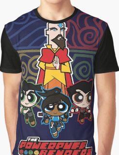 The Powerpuff Benders 2 Graphic T-Shirt