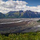 Alaskan Glaciers by Walter Quirtmair