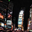 Times Square by Robin Lee