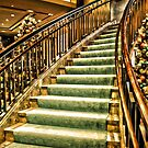 Tiffany's Staircase by Robin Black