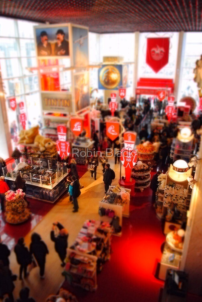 FAO Schwarz by Robin Lee