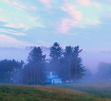 Blue Mist by TrendleEllwood