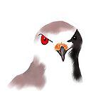 bird 5 by Francis Gallinagh