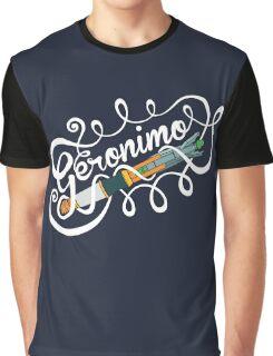 Doctor Who Geronimo! Graphic T-Shirt