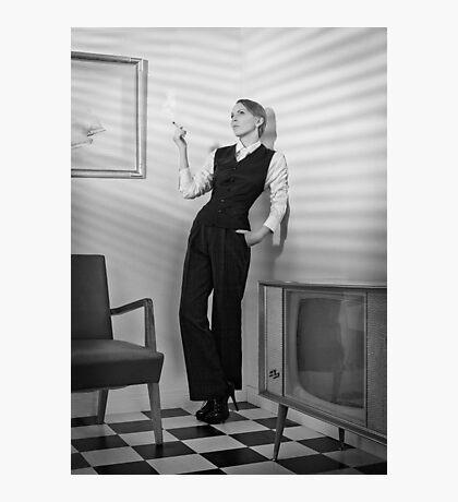 Androgeny Photographic Print