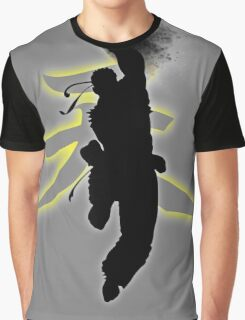 Punching the Dragon Graphic T-Shirt