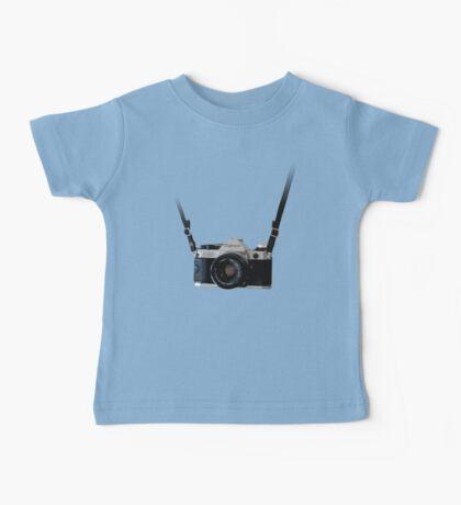 Amazing Hanging Canon Camera - AE1 Program! Baby Tee
