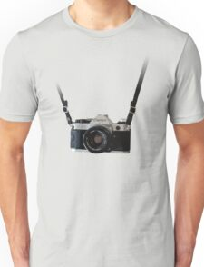Amazing Hanging Canon Camera - AE1 Program! Unisex T-Shirt