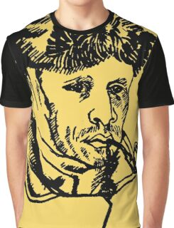 Vincent van Gogh-2 Graphic T-Shirt