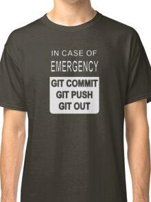 Git Out Custom Classic T-Shirt