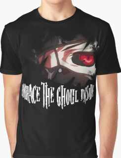 Embrace The Ghoul Inside Graphic T-Shirt