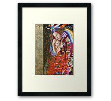 Kylies Love Framed Print