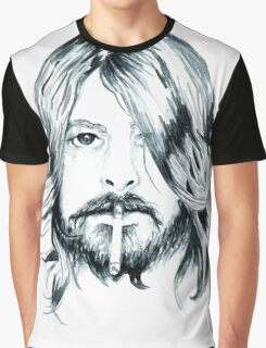 Dave Grohl Graphic T-Shirt
