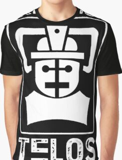 The Tomb of the Cybermen - Doctor Who - Patrick Troughton Graphic T-Shirt