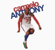 Carmelo Anthony by damez