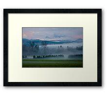 Carnation, Washington Framed Print