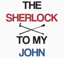 The Sherlock To My John by KitsuneDesigns