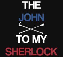 The John To My Sherlock by KitsuneDesigns