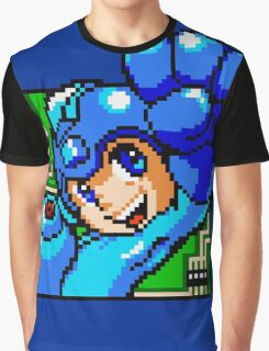 Rockman Graphic T-Shirt