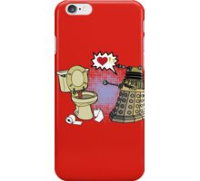 doctor who dalek love iPhone Case/Skin