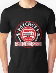 Ratchet's Auto & Bot Repair T-Shirt
