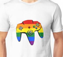 Gamer Solidarity 1 Unisex T-Shirt